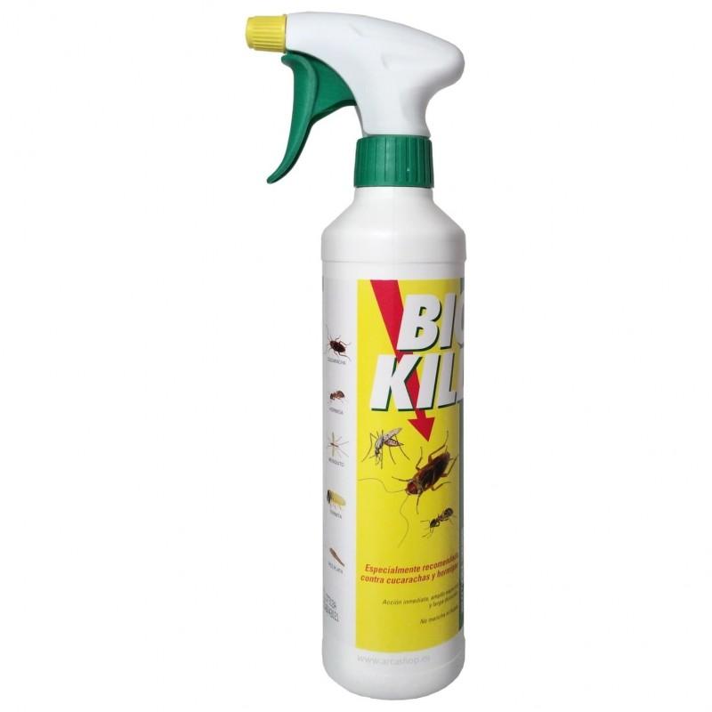 Insecticida Bio Kill Cucarachas y Hormigas