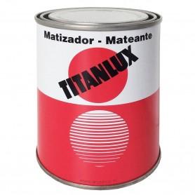 Matizador Titanlux para acabado Mate o satinado en esmaltes sintéticos