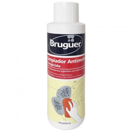 Limpiador fungicida Antimoho Bruguer para antes de pintar con pintura plástica