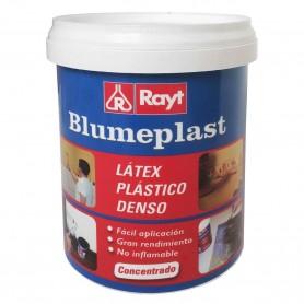 Latex BlumePlast M-20 de Rayt Imprimación de base acuosa. Látex plástico, usado como imprimación, reforzante y sellador.