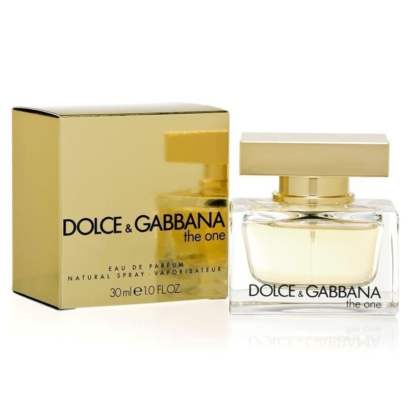 The One Woman Dolce&Gabbana, los amantes del buen vivir.