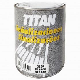 Pintura para señalización vial Titan pintura,asfalto,blanco,señalización,vial