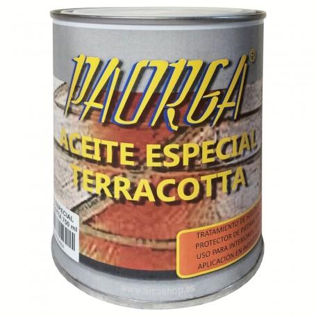Aceite Especial Terracota Paorga
