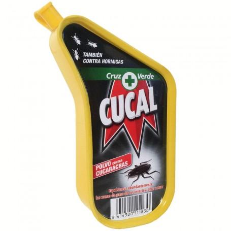 Cucal Polvo - Cucarachas y Hormigas