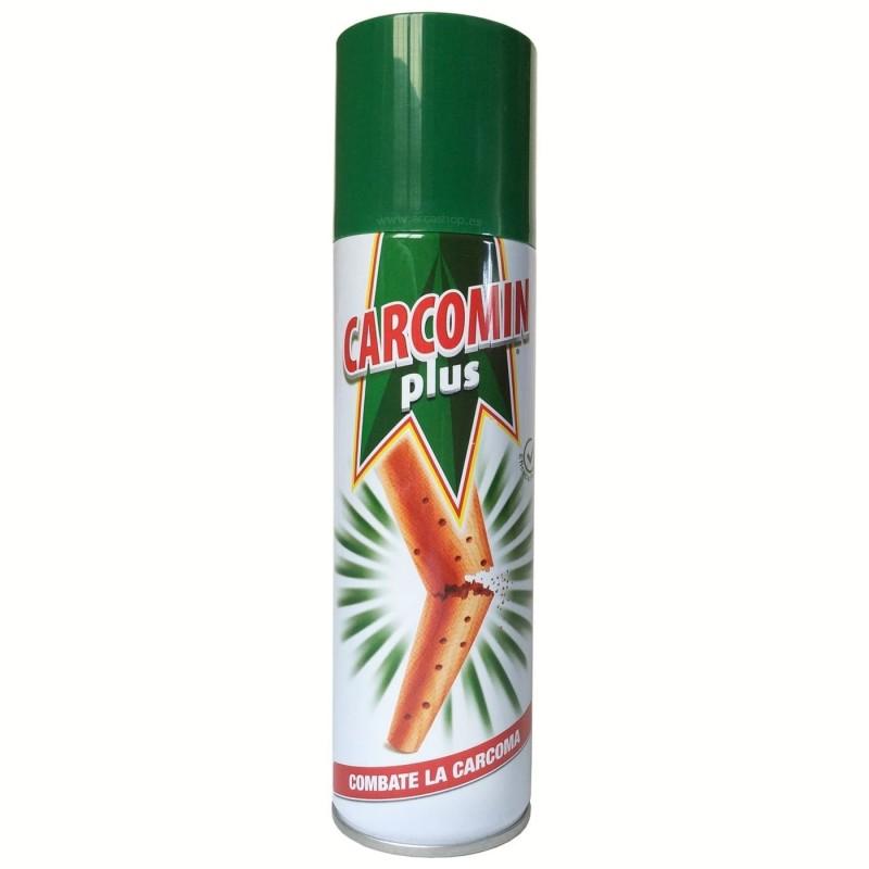 Carcomin Plus para combatir la Carcoma
