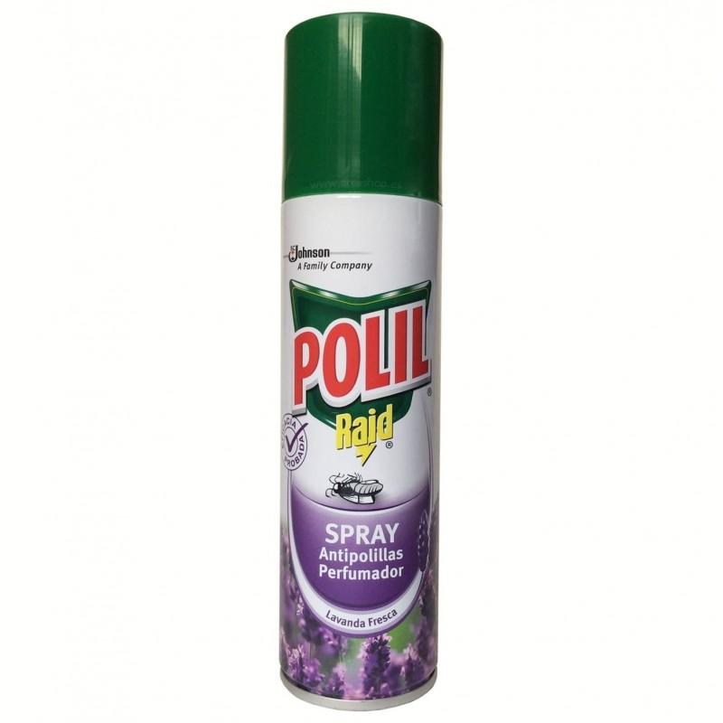Polil lavanda antipolillas RAID