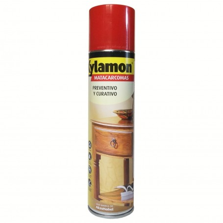 Xylamon MataCarcoma PLUS. Tratamiento contra la Carcoma