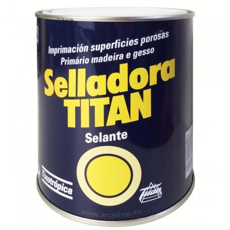 Imprimación Selladora Titan