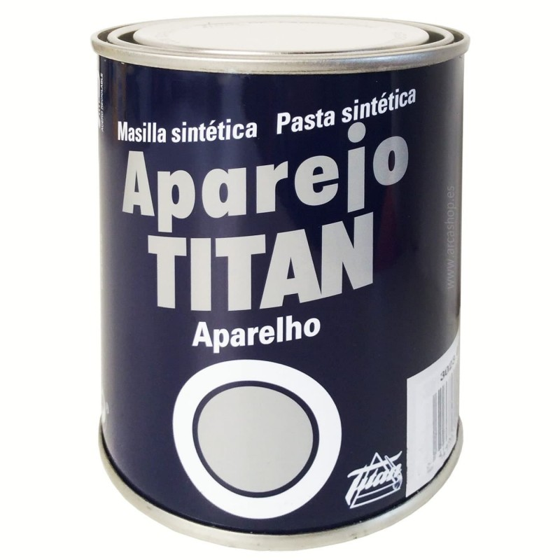 Aparejo Titan Masilla Sintética