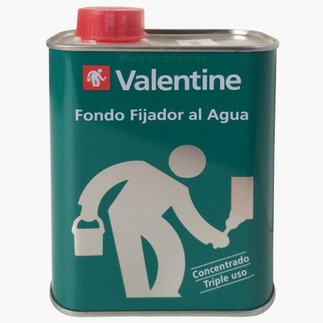 Fondo Fijador Valentine. Preparado de superficies