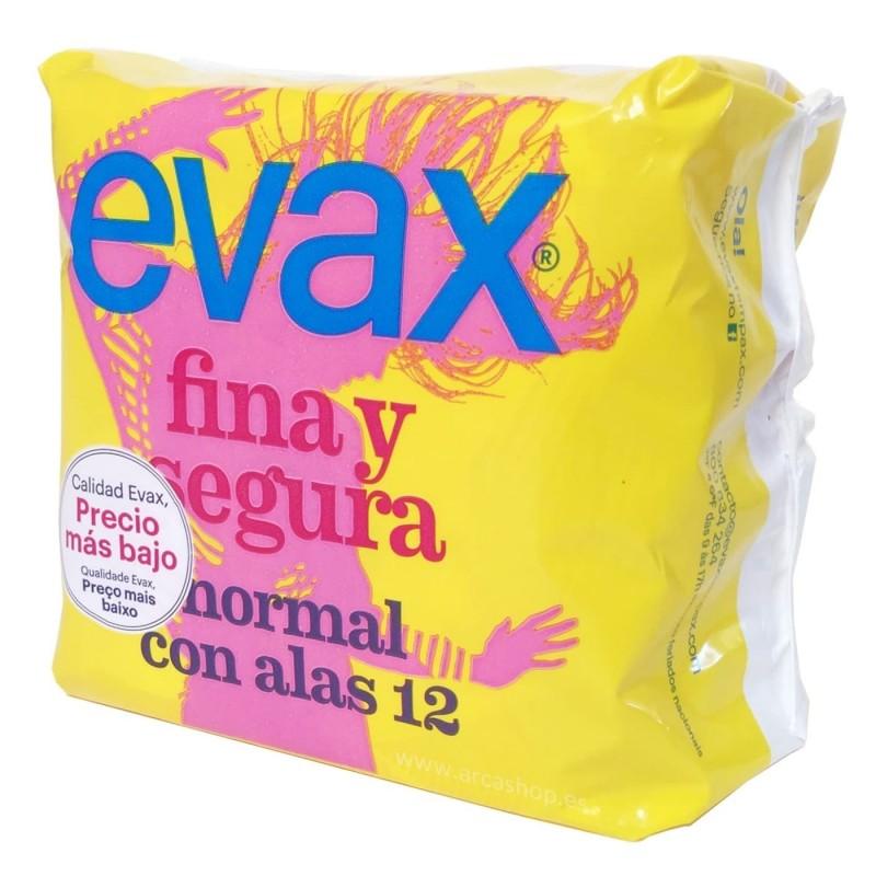 Compresas EVAX Fina y Segura