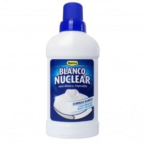 Blanco Nuclear Líquido Iberia: Elimina manchas Roce y Suciedad.