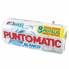 PuntoMatic Detergente para la ropa blanca