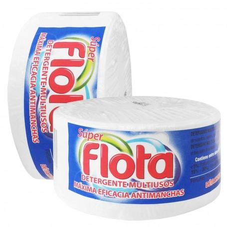 Detergente Multiusos Pastilla FLOTA. Persan. Jabón mecánicos, detergente ropa y para lavar al vajilla.