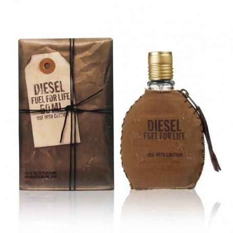 Fuel for life Diesel, para hombres alegres y enérgicos