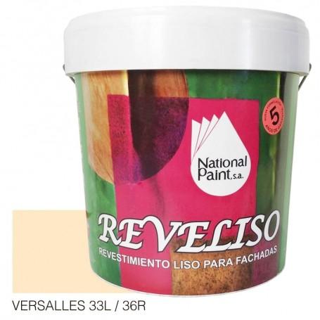 Versalles Pintura Plástica Revestimiento Color. Pintura Fachadas