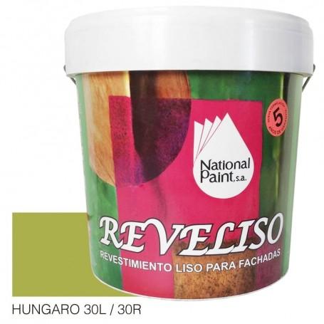 Hungaro Tabaco Pintura Plástica Revestimiento Color. Pintura Fachadas