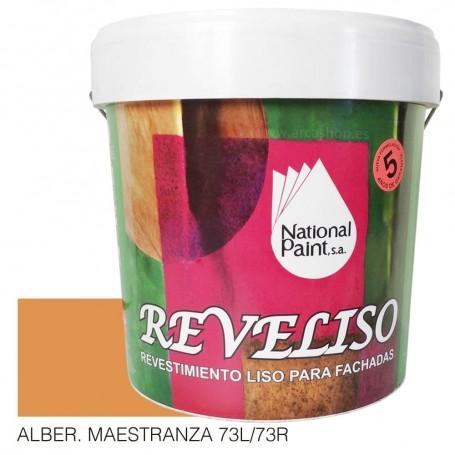 Albero Maestranza Pintura Plástica Revestimiento Color. Pintura Fachadas