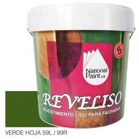 Verde Hoja REVELISO. Pintura Plástica Exterior Color.