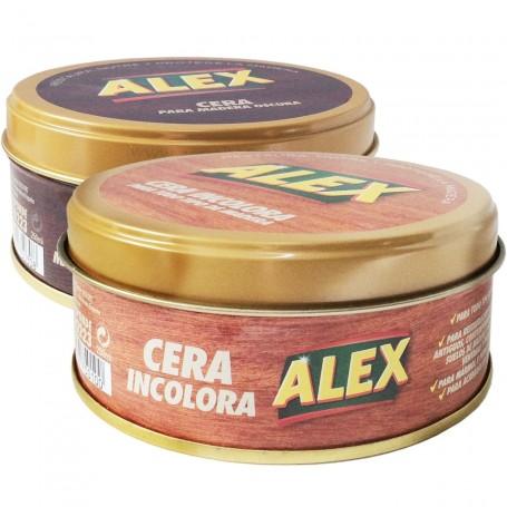Cera Alex, Incolora y Oscura.