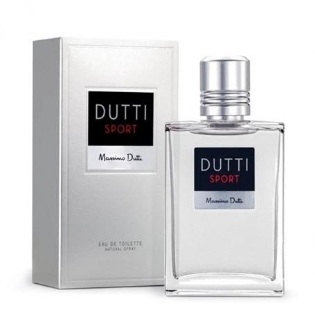 EDT Dutti Sport de Massimo Dutti, 200ml. Espíritu joven y muy masculino.