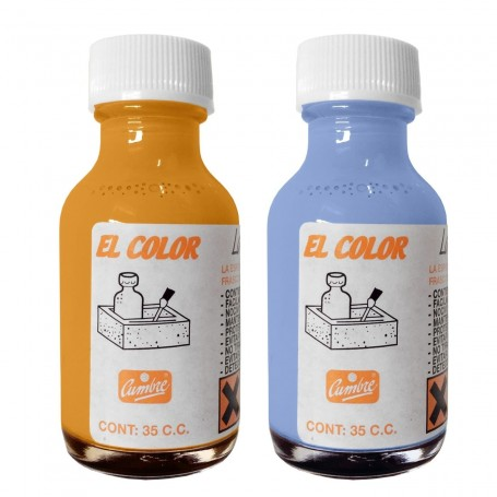 Tinte Color restaurador para pieles Cumbre