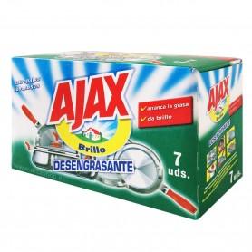 Estropajos jabonosos Ajax