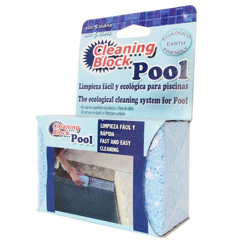 Cleaning Block Pool Bloque limpieza piscinas