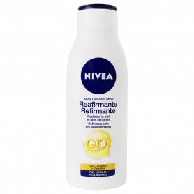 Body Loción Reafirmante NIVEA Q10 Anticelulítico y Reafirmante