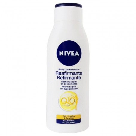 Body Loción Reafirmante NIVEA