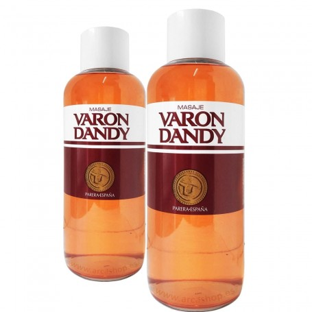 Varon Dandy Masaje After shave