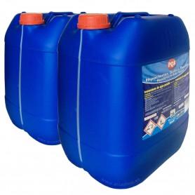Hipoclorito Sódico 20 litros PQS Agua Potable