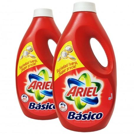 Detergente Ariel Básico líquido