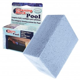 Esponja limpia piscinas