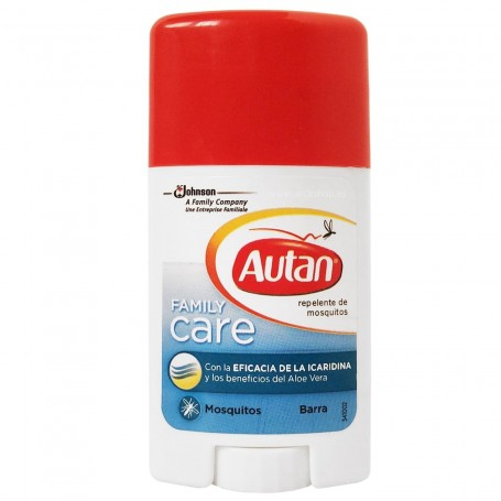 Autan Barra (Autan family care stick) Repelente mosquitos