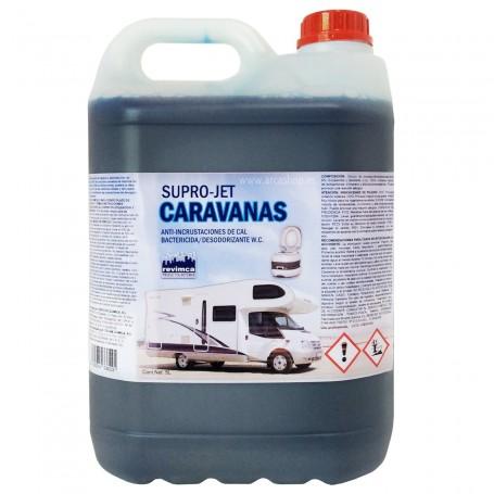 Anti incrustaciones de Cal Bacterizida y Desodorizante W.C. 5 litros