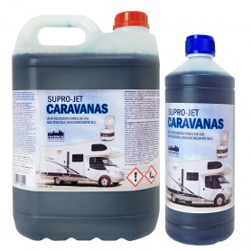 Anti incrustaciones de Cal Bacterizida y Desodorizante W.C.