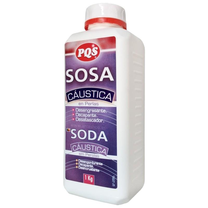 Sosa Caustica PQS