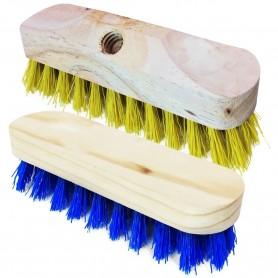 Cepillo de raiz para usar con paro o a mano