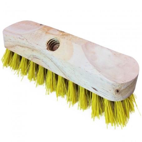 Cepillo Buque de Raíz con palo