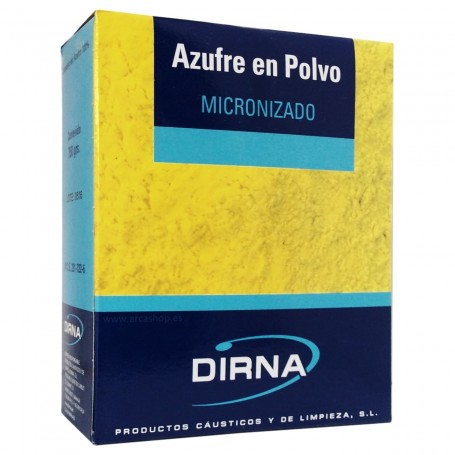 Azufre en Polvo Dirna