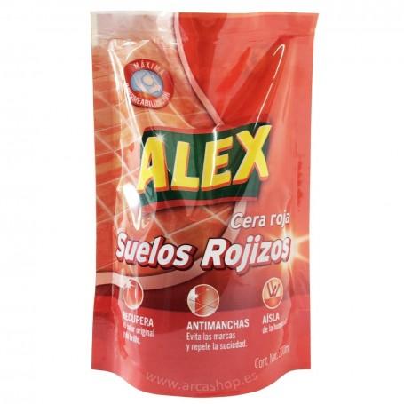 Cera Alex Roja en bolsa