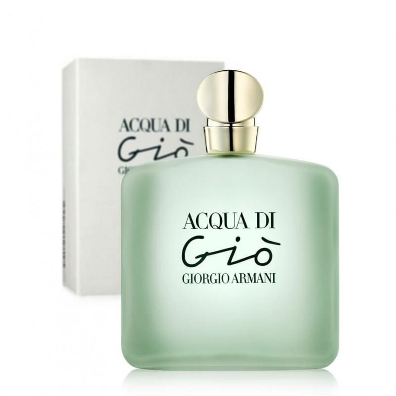 Acqua di Gio Armani, aroma fresco para mujer