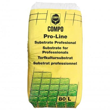 Abono (turba) Agrícola COMPO PRO LINE 80 litros
