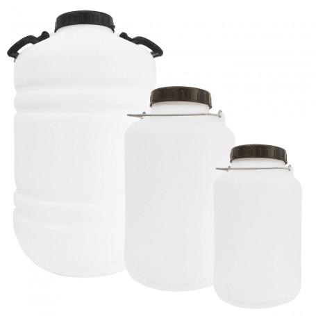 Garrafas y Bidones de plástico Standard