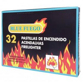 Pastillas de encendido para barbacoa Blue Fuego