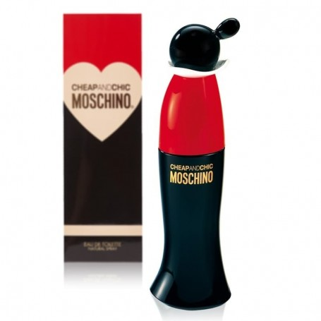 Cheap and Chic Moschino, un aroma Floral con gracia y caracter primaveral.