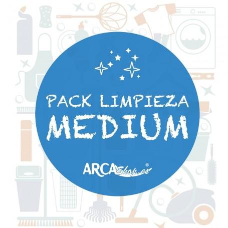 PACK Medium Limpieza Hogar. Pack Ahorro Hogar.