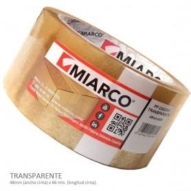 Cinta Embalar PP Caucho Miarco