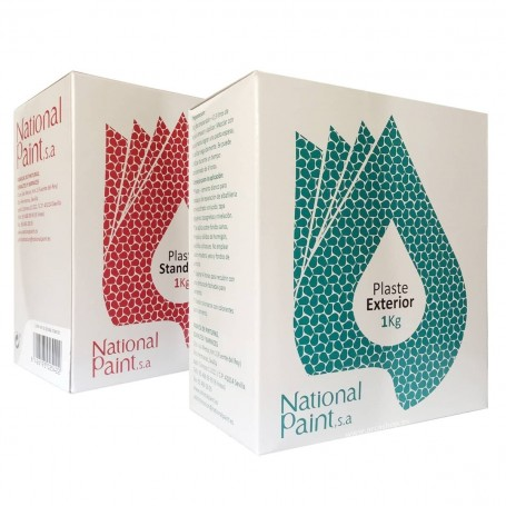 Emplaste Interior y Exterior National Paint
